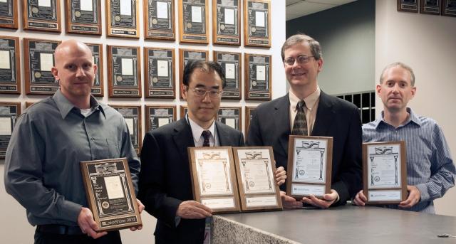 Patent Holders and Scott Yano1