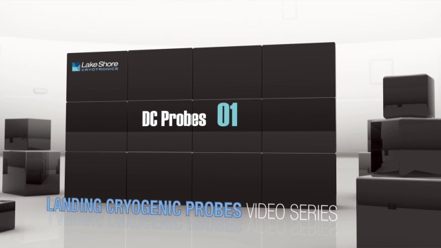 Probe landing video series