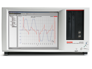Now integrate more easily with the Keithley 4200-SCS to make variable temperature measurements on your Lake Shore probe station