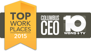Top Workplaces Award 2015