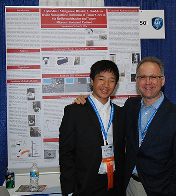 William Yin and Andy Bramante