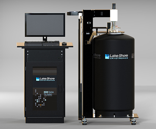Lake Shore THz materials characterization system