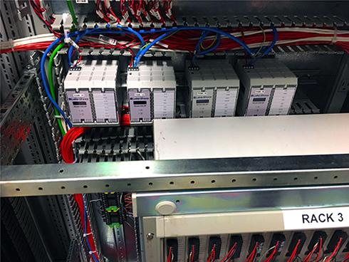 Lake Shore 240 Series cryogenic temperature input modules